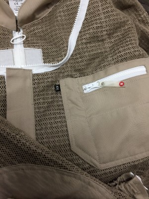 swienty breeze front pockets